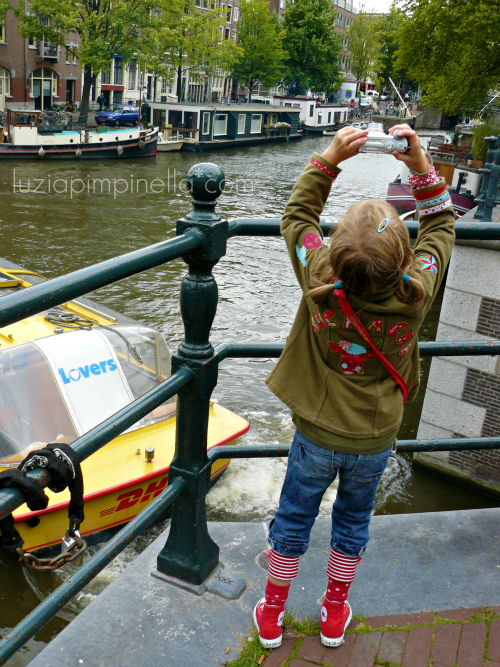 luzia pimpinella blog | amsterdam: städtetrip mit kind | amsterdam: city trip with a child