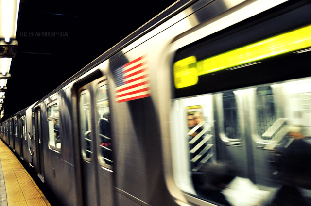 luzia pimpinella | travel | new york subway reise-fotografie | NYC subway travel phtotography