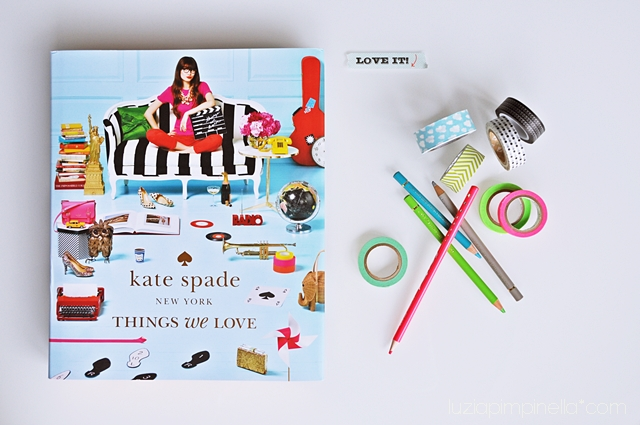 "[luzia pimpinella BLOG] buch tipp / book tip: kate spade ""things we love"""