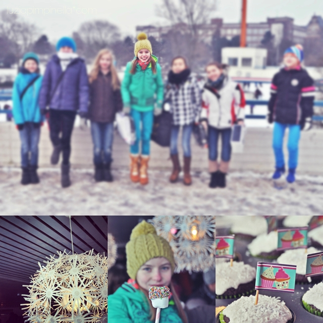 [luzia pimpinella BLOG] family life: eisgrazien-geburtstag auf der schlittschuhbahn mit marshmallow-sticks und bounty muffins / ice skating birthday party with marshmallow sticks and coconut muffins