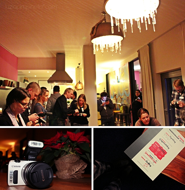 "[luzia pimpinella BLOG] fotografie / photography: canon eos M blogger event ""gifts from the kitchen"""