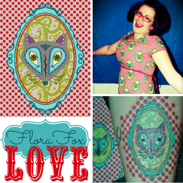 luzia pimpinella BLOG | FLORAFOX design | tattoo fanpost & postkarten im shop | tattoo fan mail & postcard prints at the shop