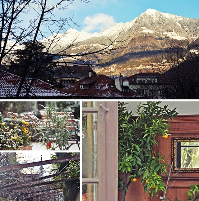 [luzia pimpinella BLOG] Reise nach Meran in Südtirol: die Pension Ottmanngut, eine historische Perle | Travel to Merano in South Tyrol: the B&B Pension Ottmanngut, a historic gem