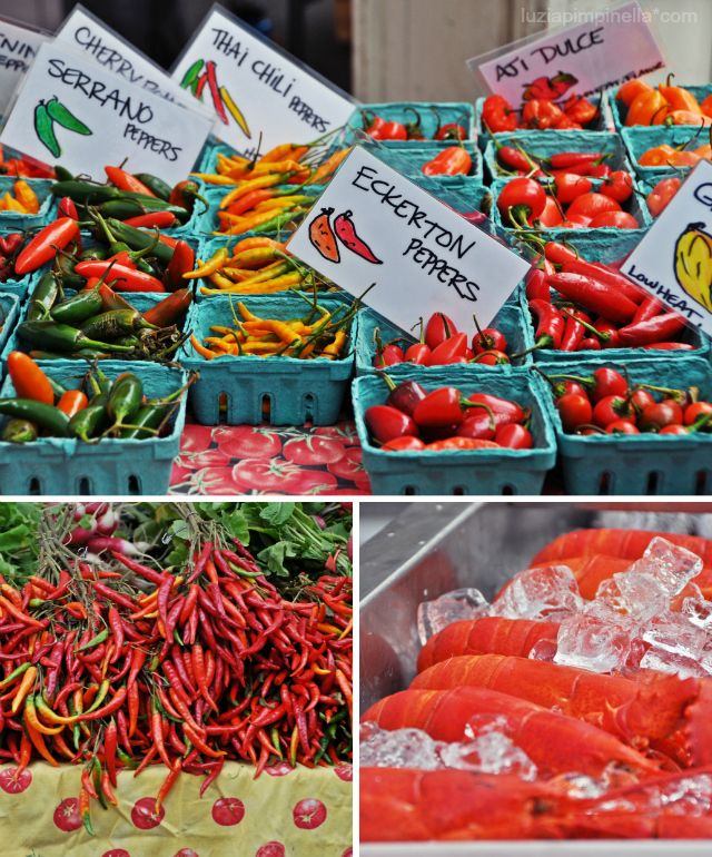 luzia pimpinella BLOG | reise: auf dem union square greenmarket in NYC | travel new york : on the union square greenmarket