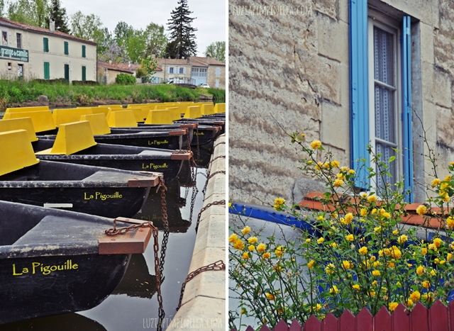luzia pimpinella BLOG | reise: ein spaziergang durch coulon im marais poitevin| travel: a walk through the village of coulon in the marais poitevin