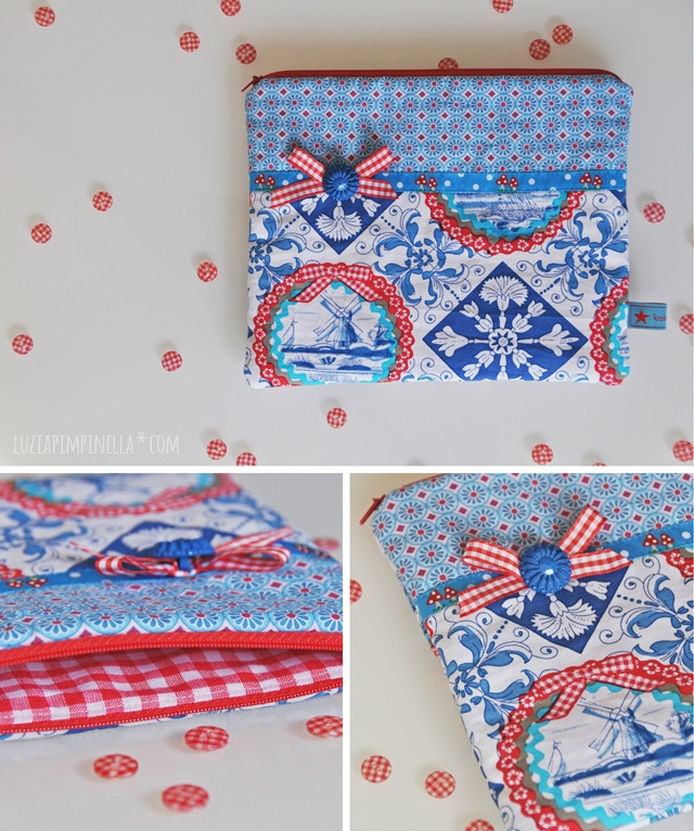 luzia pimpinella blog | shop update | handgearbeitetes täschchen für reise-utensilien - holland design | handmade zipper pouch for travel stuff  - netherlands design