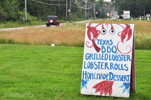 luzia pimpinella blog | travel tuesday |hummer essen in maine | eating lobsters in maine
