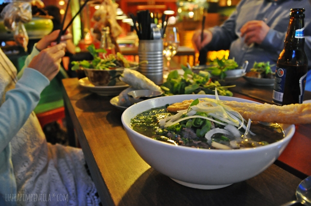 luzia pimpinella blog | travel | pho & anderes vietnamesisches essen in berlin | pho & other vietnamese food in berlin