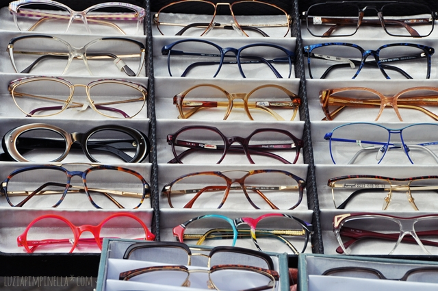 luzia pimpinella blog | travel berlin | vintage brillen auf dem flohmarkt arkonaplatz | vintage glasses on the flea market arkonaplatz