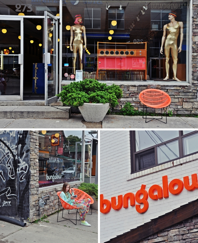 luzia pimpinella BLOG | travel tuesday | toronto | bungalow vintage shop - kensington market