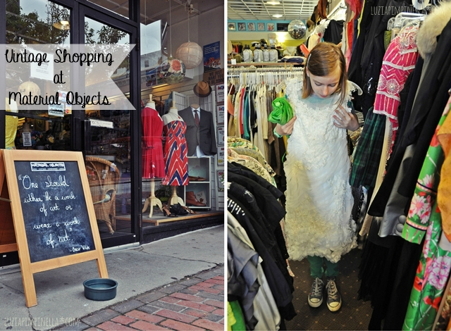 luzia pimpinella blog | travel tuesday | vintage shopping in portland maine