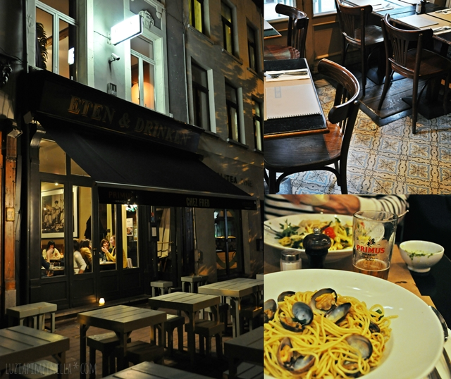 luzia pimpinella | reise antwerpen: restaurant tipp chez fred kloosterstraat | travel antwerp: eating out at chez fred kloosterstraat