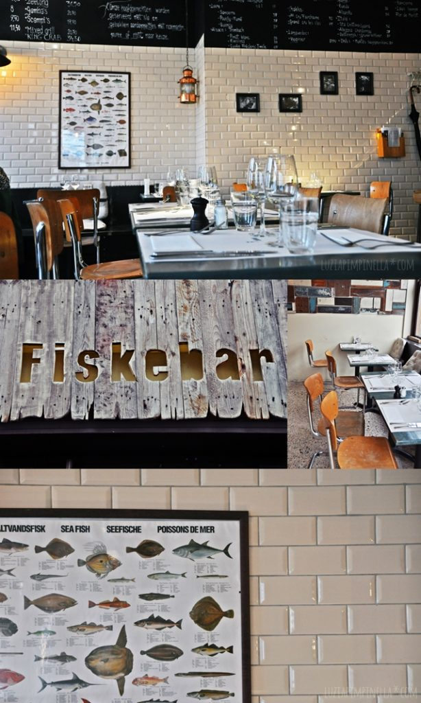 luzia pimpinella | reise antwerpen: fisch essen in der fiskebar | travel antwerp: eating out fish at fiskebar