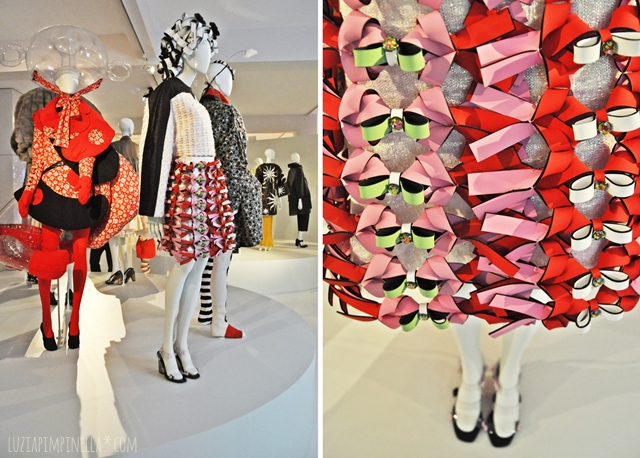 luzia pimpinella | travel | antwerpen: modedesign im momu | antwerp: fashion design at momu