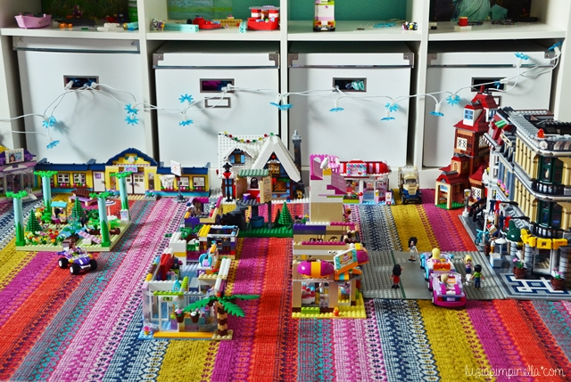 luzia pimpinella | lego city bau im kinderzimmer | lego building in the kids room