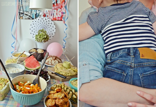 luzia pimpinella | blogger friends | babyshower tastesheriff