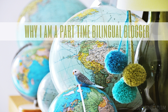 luzia pimpinella | bloggerlife | insights of a part time biligual blogger