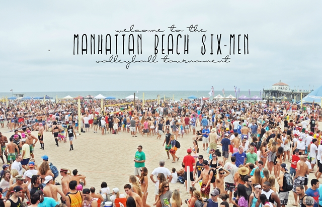 travel | california roadtrip | manhattan  6-men beach volleyball turnier | luzia pimpinella