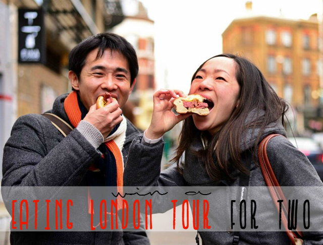 luzia pimpinella travel | giveaway - eating europe tour in london für 2 zu gewinnen