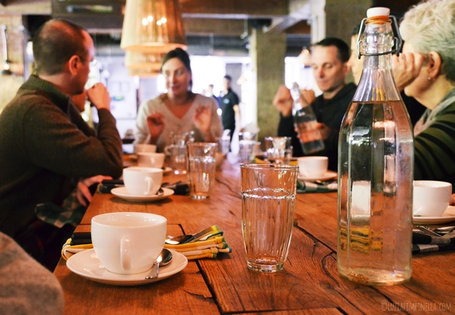 travel london | east end food tour - eating london - pizza east, shoreditch | ©luziapimpinella.com