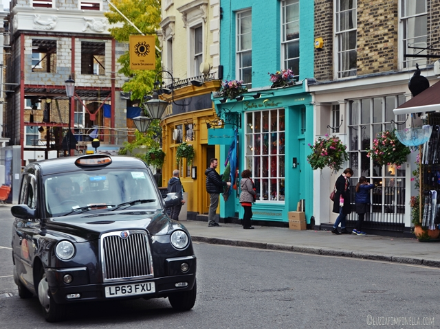 travel | london familientrip im herbst - sightseeing notting hill | ©luziapimpinella.com