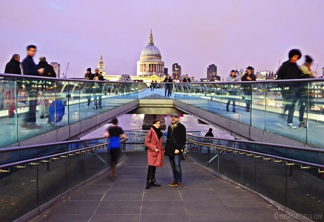 travel | london familien-citytrip | millenium bridge | luziapimpinella.com