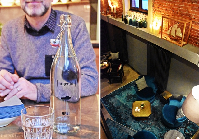 travel hamburg | city trip - das neue 25hours hotel altes hafenamt, NENI & die boilermann bar