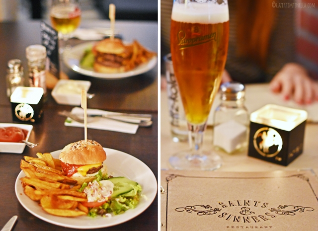 travel | hamburg city trip | burger restaurant tipp - saints & sinners #eatanddrinkwheretheheartis | luziapimpinella.com