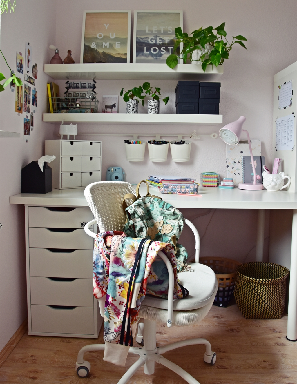 Teenager m dchen zimmer teen room makeover for Pinterest jugendzimmer deko