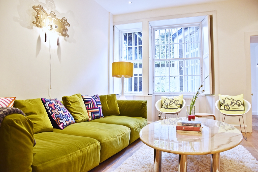 Travel - Schottland Citytrip | stylische Edinburgh Ferienwohnung - Apartment Royal Terrace | luziapimpinella.com