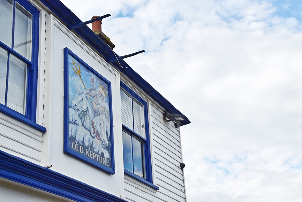 Südengland Roadtrip | Whitstable in Kent - Pub Tipp: Old Neptune | Travel with luzia pimpinella