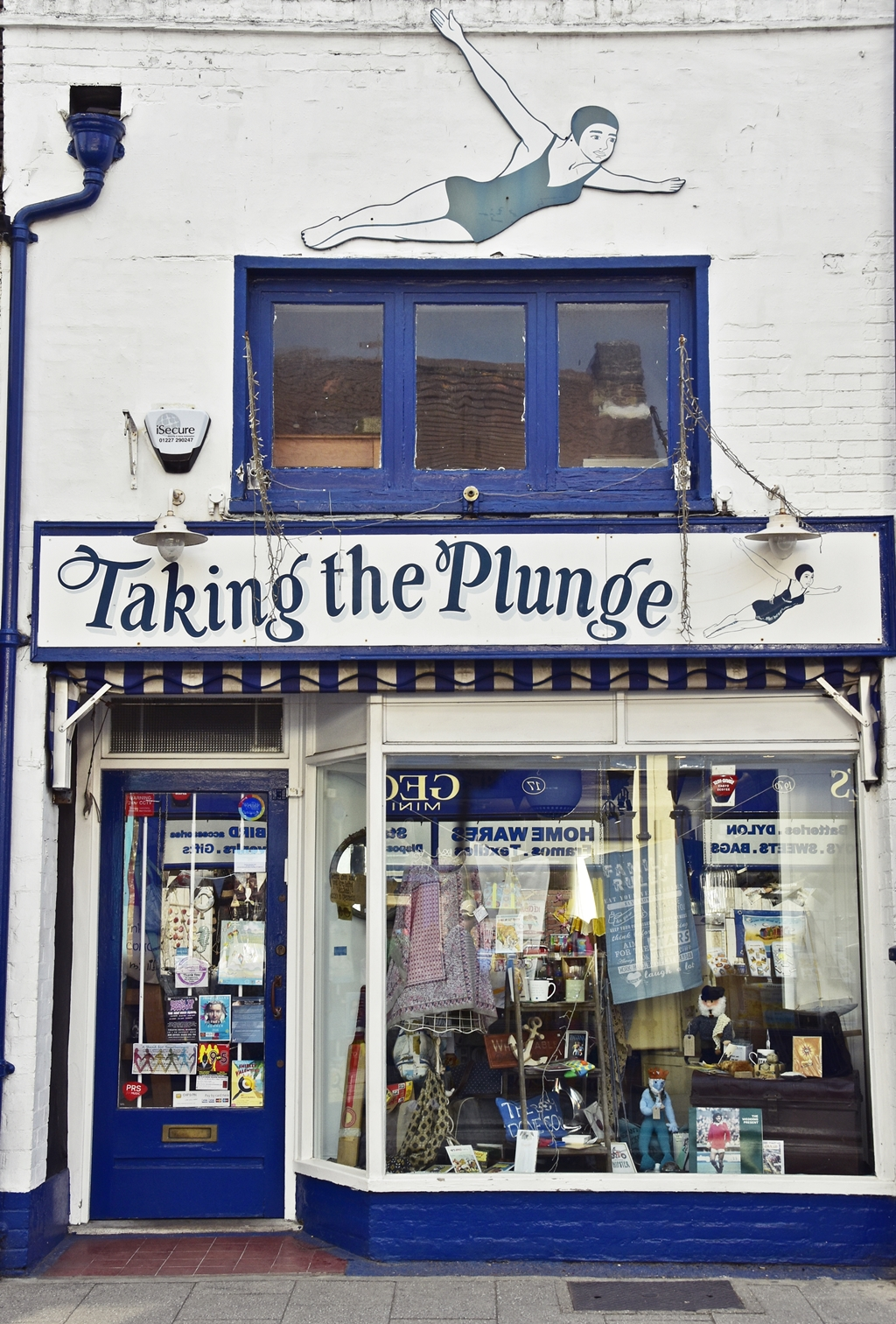 Südengland Roadtrip | Whitstable in Kent - Shopping Tipp: Taking the Plunge | Travel with luzia pimpinella