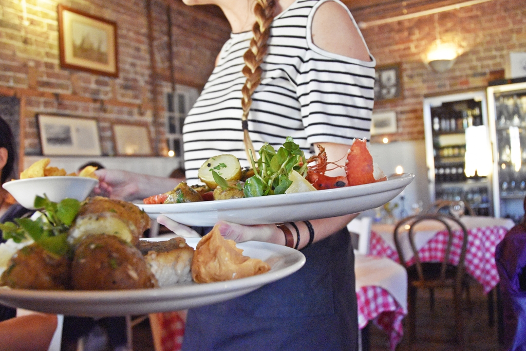 Südengland Roadtrip | Whitstable in Kent - Seafood Restaurant Tipp: Whitstable Oyster Company | Travel with luzia pimpinella