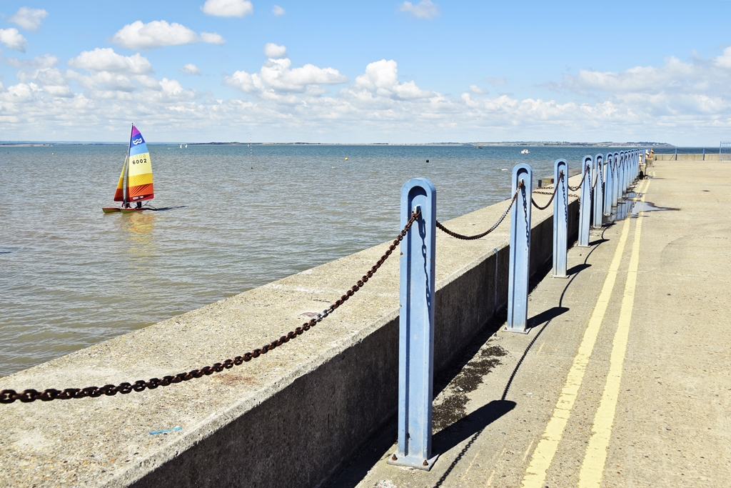 Südengland Roadtrip | Whitstable in Kent - Seafront, Hafen & Strand-Spaziergang | Travel with luzia pimpinella