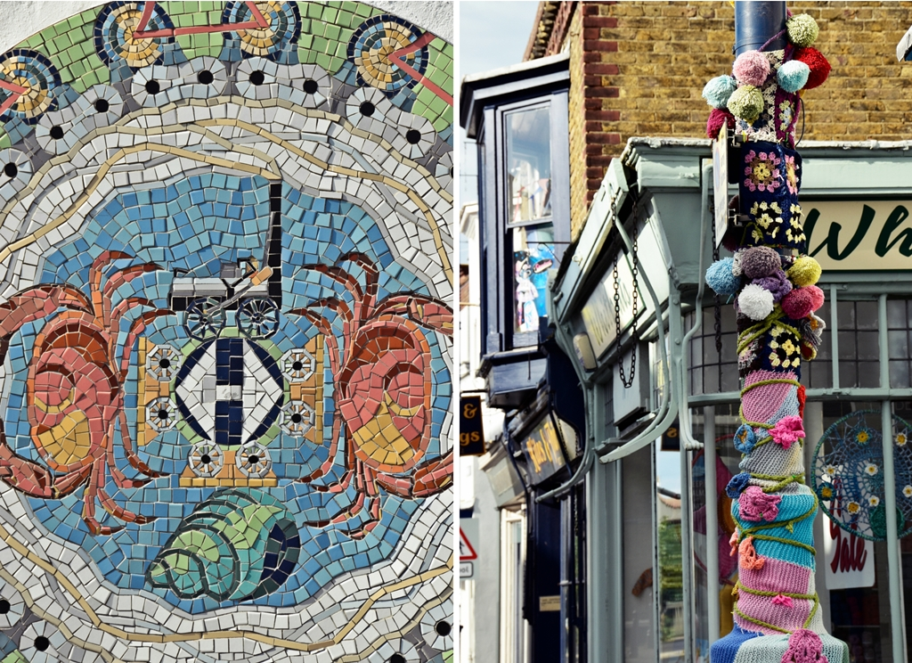 Südengland Roadtrip | Whitstable in Kent - Shopping & Stadtbummel | Travel with luzia pimpinella