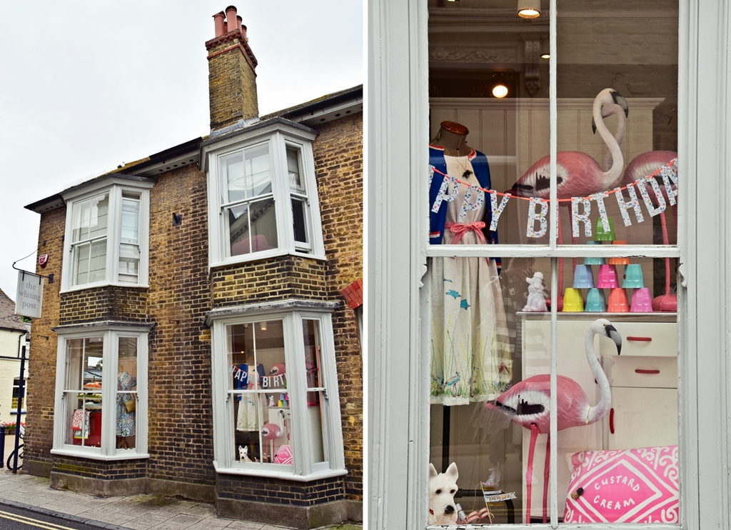 Südengland Roadtrip | Whitstable in Kent - Shopping Tipp: The Whiting Post | Travel with luzia pimpinella