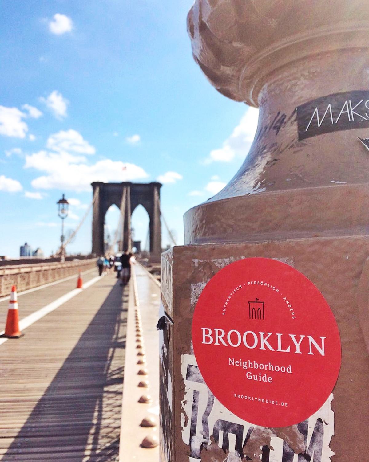 Travel - New York City Trip | Brooklyn Tipps der Reiseführer-Autorin des Brookly Neighborhood Guide Ina Bohse | luzia pimpinella