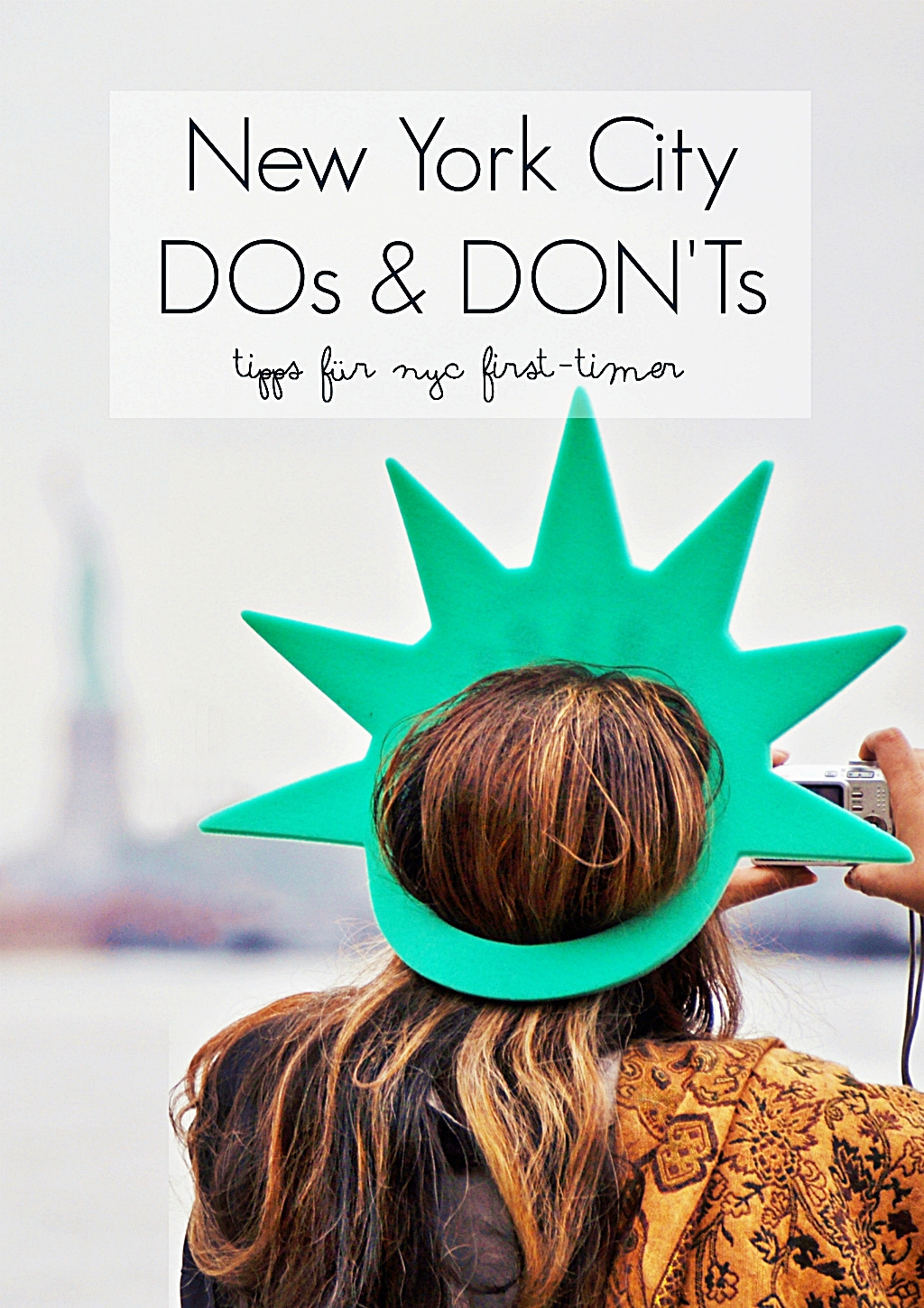 New York DOs & DON\'Ts - NYC City Trip Tipps für First-Timer