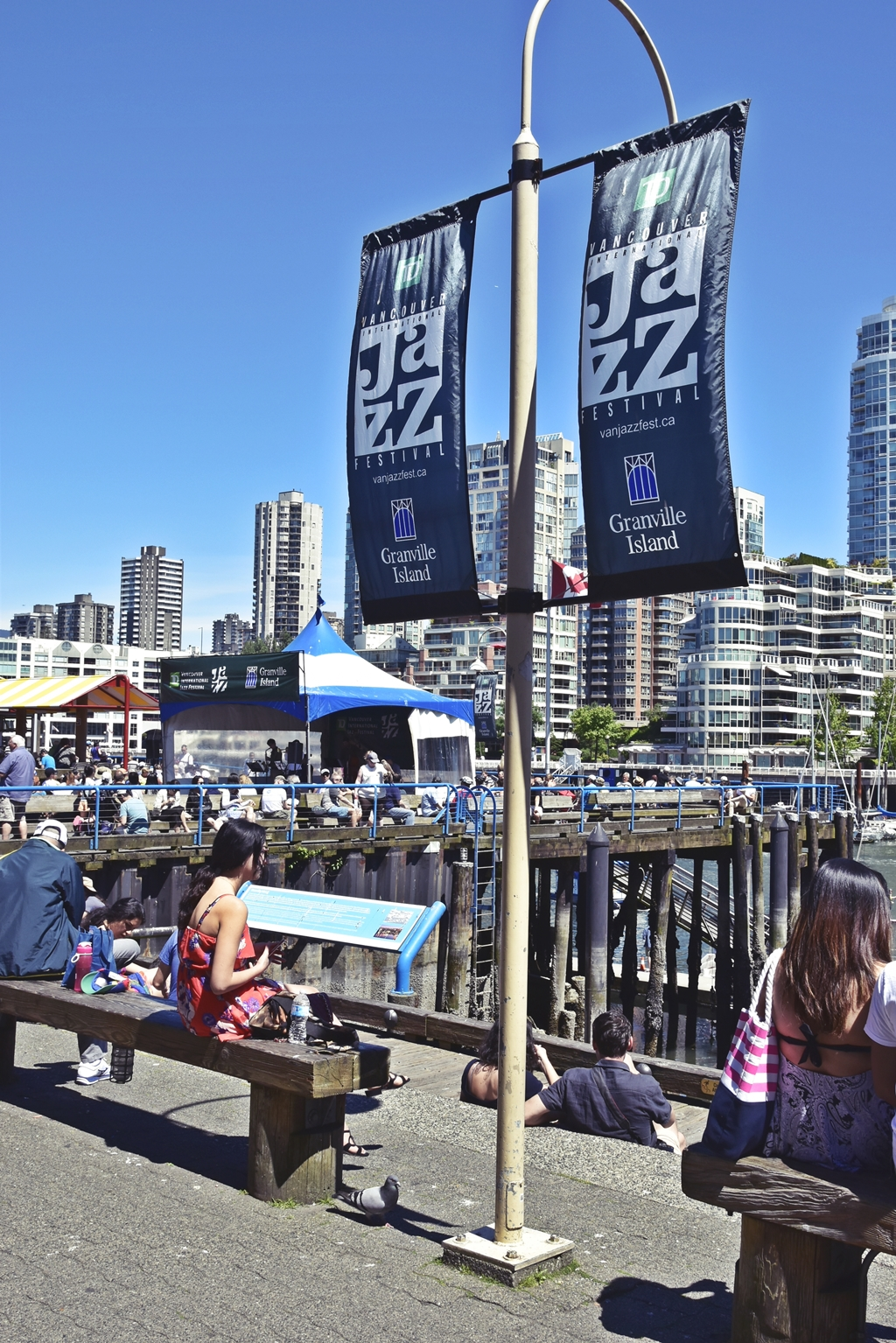 how to get to granville island from stanley park