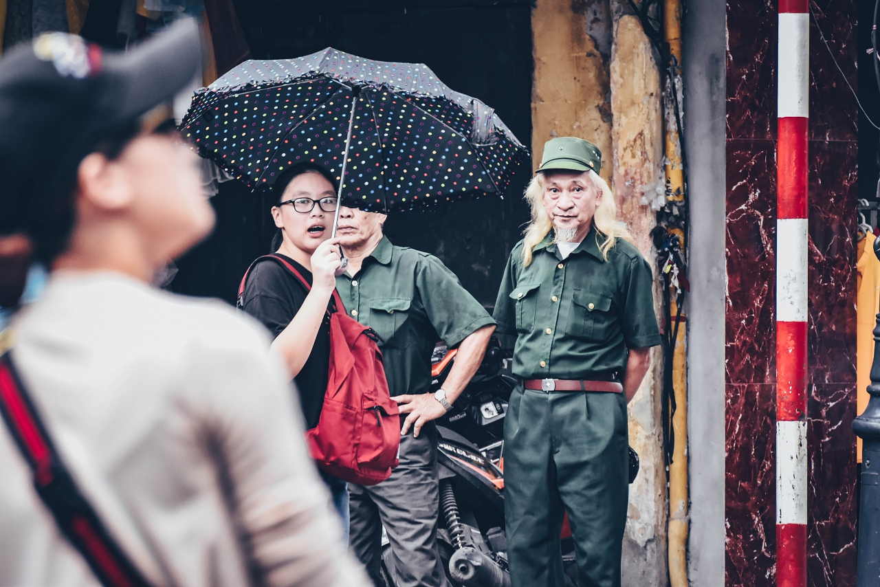 Things to do in Hanoi Vietnam | Zwei Tage in Hanoi – Cyclo Fahrrad-Rikscha Tour, Ho Chi Minh Mausoleum, der Literaturtempel, eine Streetfood-Tour & das berühmteste Bun Cha bei Huong Lien | Reiseblogger-Tipps für Hanoi | luziapimpinella.com